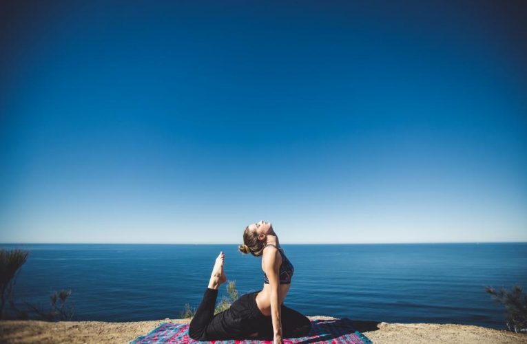 Inside the world of yoga